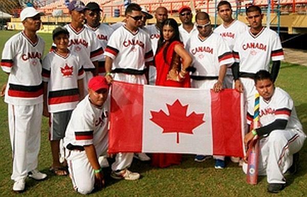 Canada national cricket team Canada GuyanaCricket