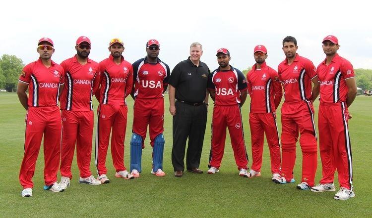 Canada national cricket team USA Canada set to revive Auty Cup rivalry Cricket ESPN Cricinfo