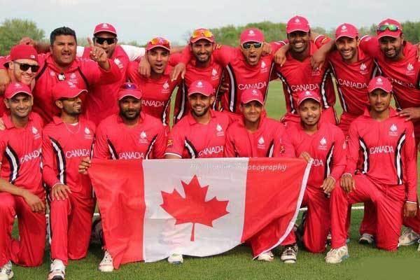 Canada national cricket team Canada Saad Bin Zafar National Cricket Team Player Global