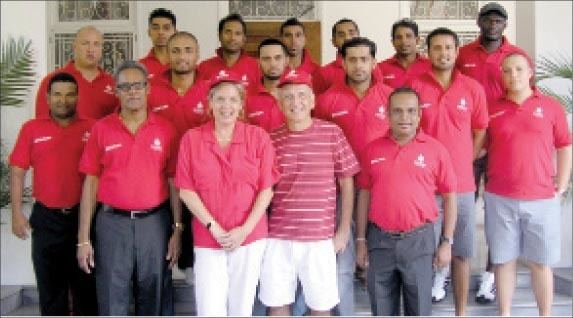 Canada national cricket team Canadian Cricket Team In Colombo The Sunday Leader