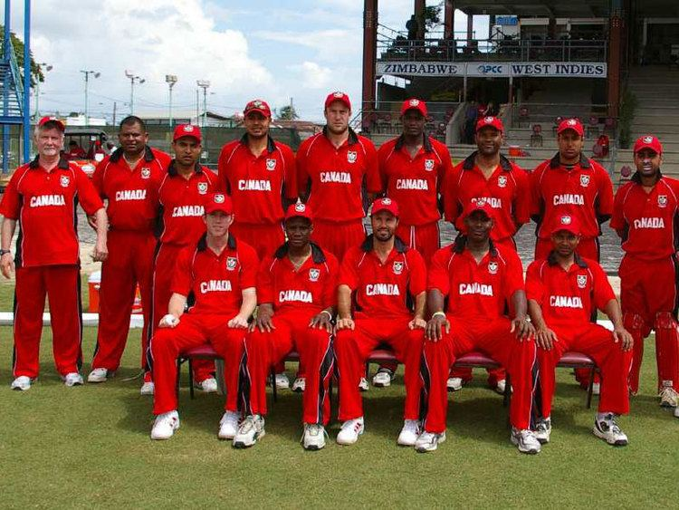 Canada national cricket team THE CANADIAN CRICKET TEAM corporateconverget