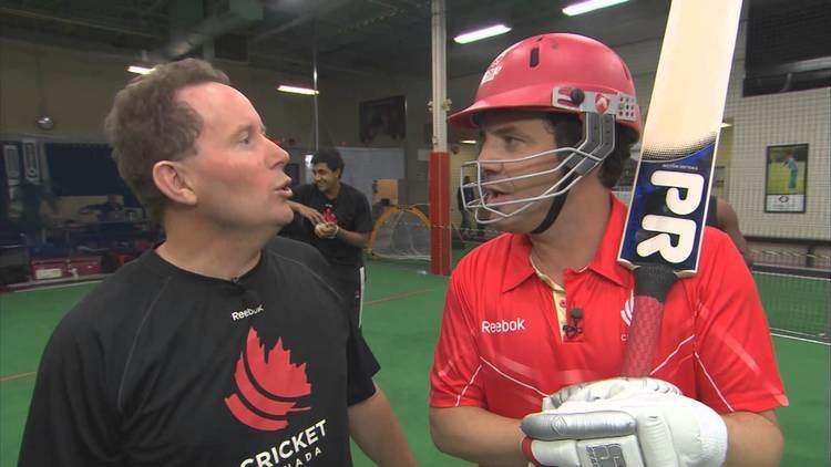 Canada national cricket team RMR Rick and Canada39s National Cricket Team YouTube