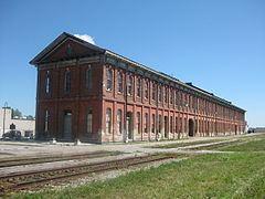 Canada Southern Railway Station httpsuploadwikimediaorgwikipediacommonsthu