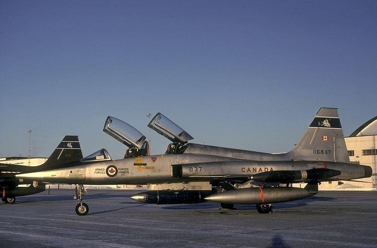 Canadair CF-5 FileNorthrop Canadair CF116D CL219 Canada Air Force
