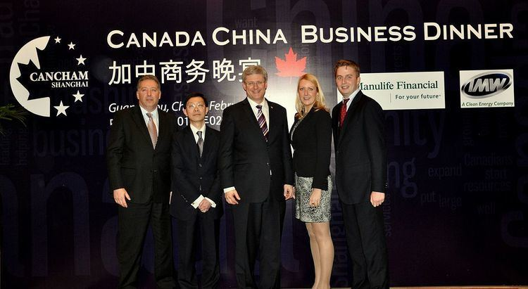 Canadian Chamber of Commerce in Shanghai