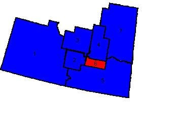 Canadian federal election results in Southern Saskatchewan