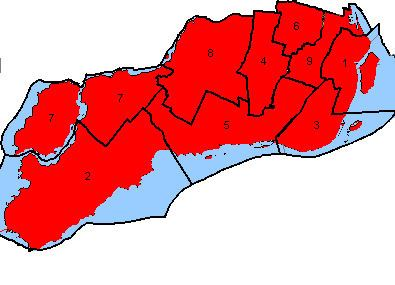 Canadian federal election results in Western Montreal