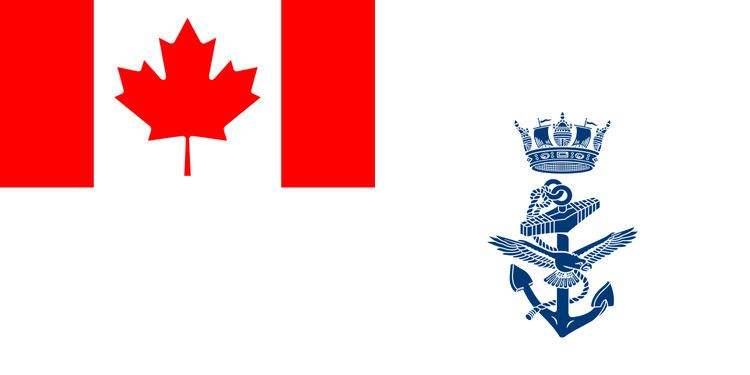 Canadian Naval Ensign