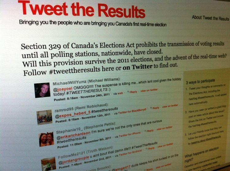 Canadian online media