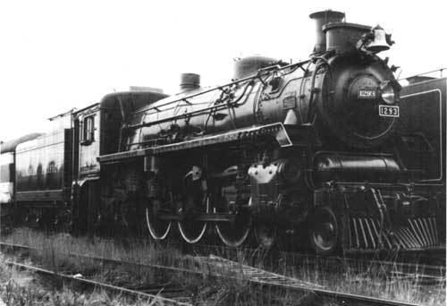Canadian Pacific Railway No. 1293