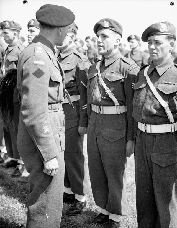 Canadian Provost Corps No 13 Canadian Provost Company Canada at War Forums
