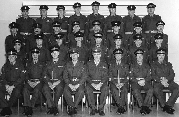 Canadian Provost Corps Provost Corps Memories photo18