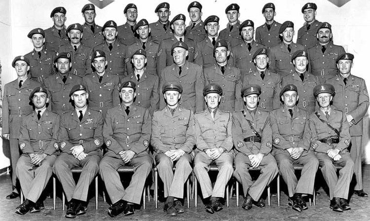 Canadian Provost Corps Provost Corps Memories photo07