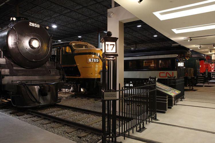 Canadian Railway Museum