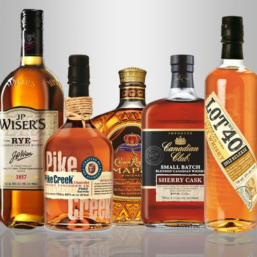 Canadian whisky The 13 Best Canadian Whiskies on the Market