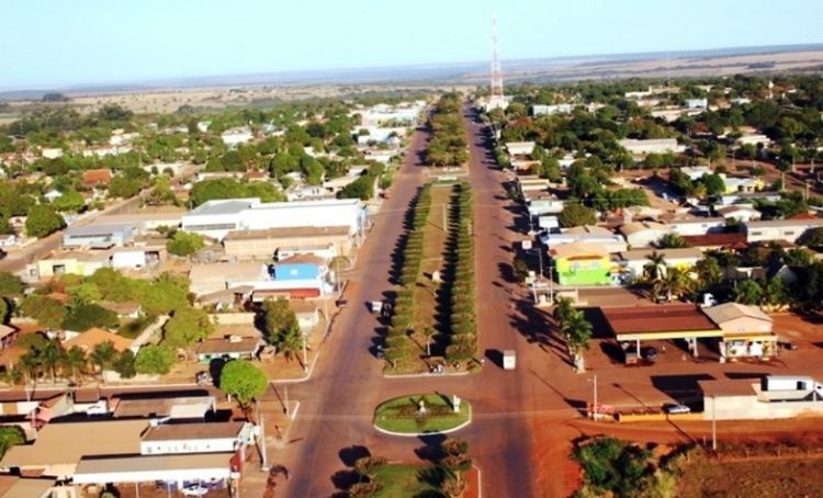 Canarana, Mato Grosso mochileiroturbrmt20canarana20vista20aerea20