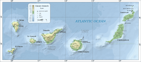 Canary Islands Canary Islands Wikipedia