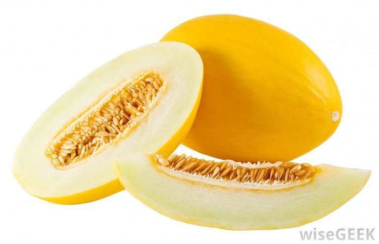 Canary melon What is a Canary Melon with pictures