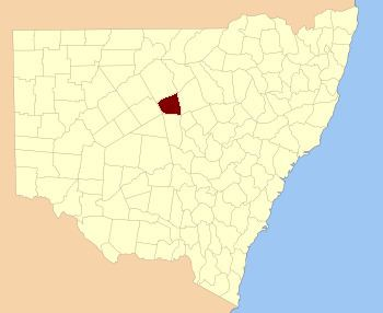 Canbelego County