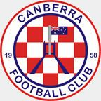 Canberra FC httpsuploadwikimediaorgwikipediaen776Can