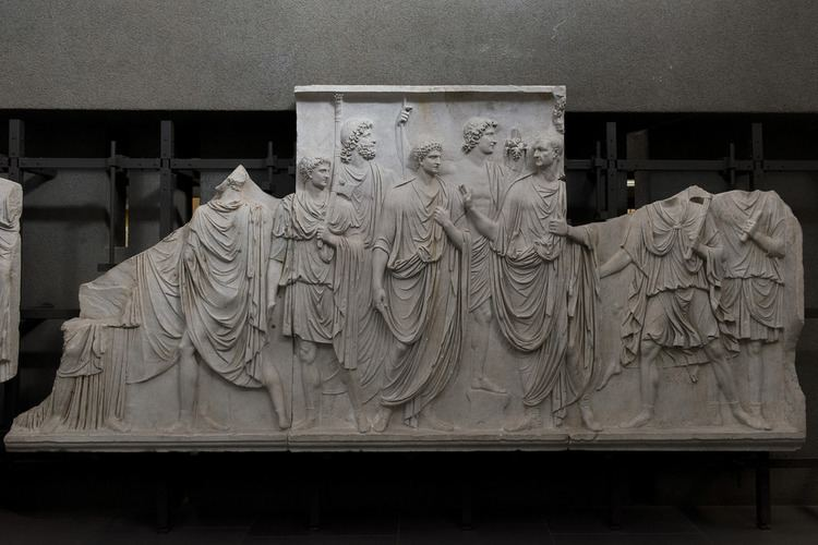 Cancelleria Reliefs Palazzo della Cancelleria Reliefs III Frieze B Flickr