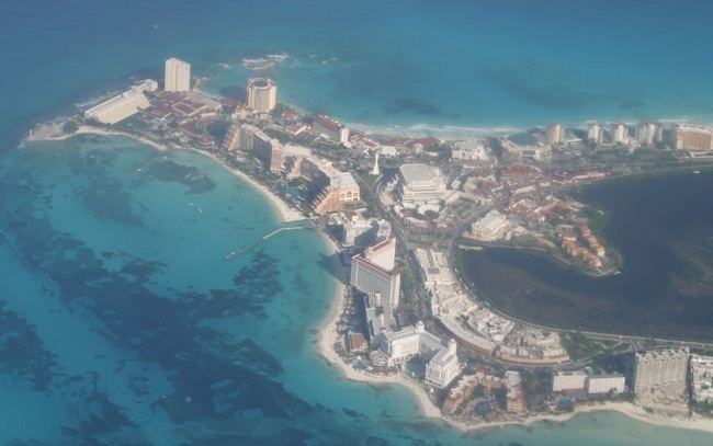 Cancun in the past, History of Cancun