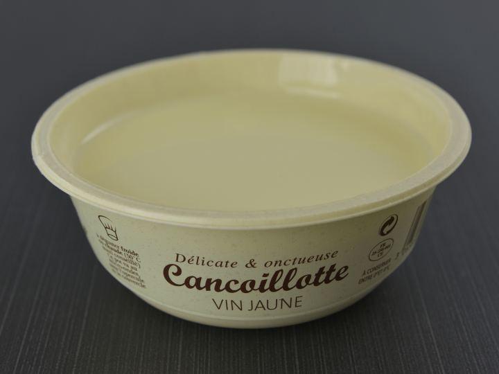 Cancoillotte Cancoillotte en Fromagerie Hamel