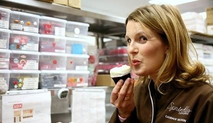 Candace Nelson Candace Nelson Sprinkles Cupcakes The BusinessMakers