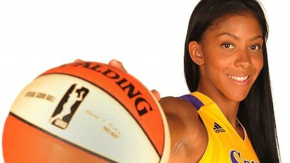 Candace Parker Candace Parker39s late basketball beginnings espnW