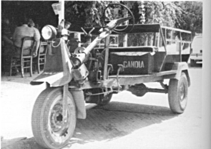 Candia (vehicles)