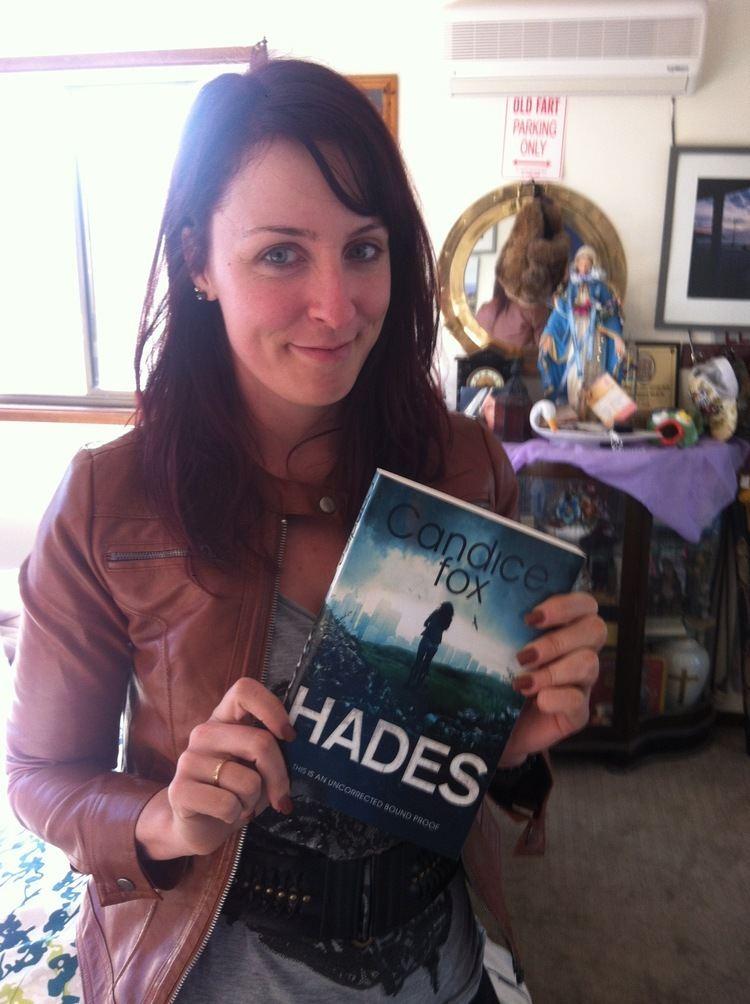 Candice Fox June 2013 HADES