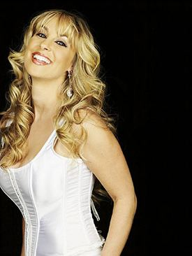 Candice Night Anne Carlini Exclusive Magazine