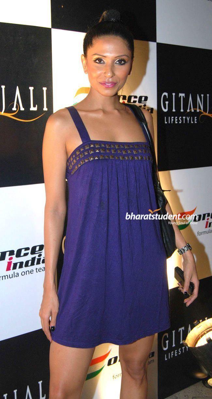 Candice Pinto Candice PintoForce India amp Gitanjali Fashion Show Photo