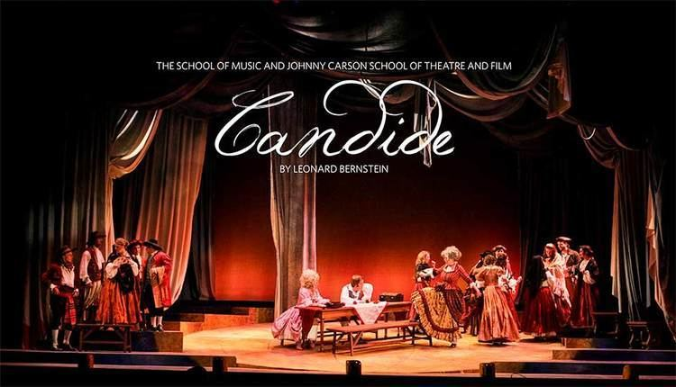 Candide (operetta) Candide HixsonLied College of Fine and Performing Arts