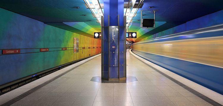 Candidplatz (Munich U-Bahn)