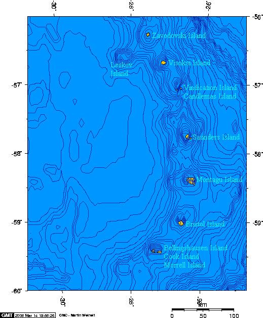 Candlemas Islands