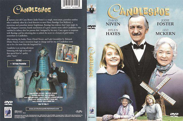 Candleshoe Candleshoe 013131232295 Disney DVD Database