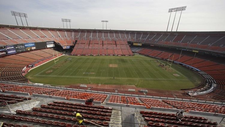 Candlestick Park So Long Candlestick Park And Thanks For All The Fog NPR