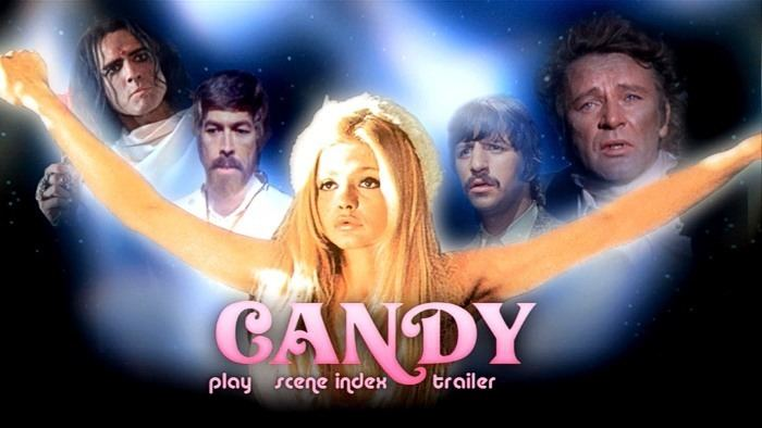 Candy (1968 film) DVD George Harrison Ringo Starr Candy film DVD