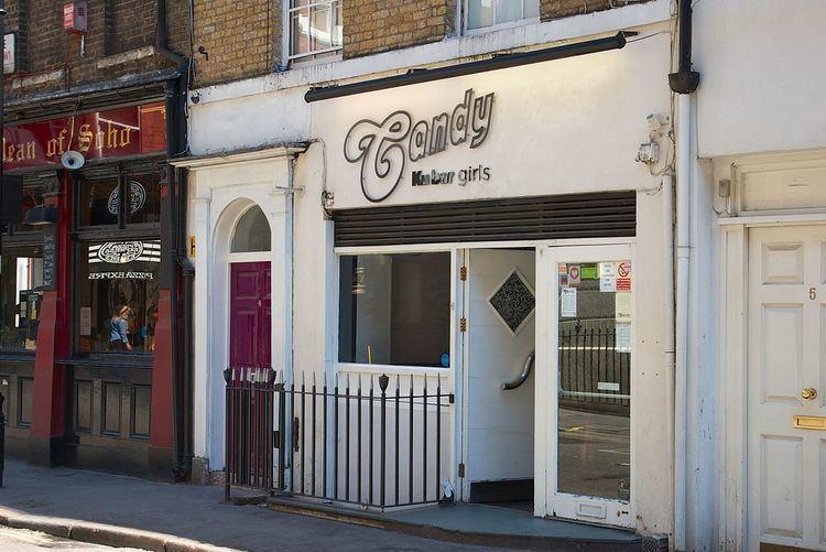 Candy Bar (London)