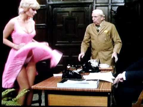 Candy Davis Nice Pink Dress 1 1 Miss Bellfridge Are You Being Served