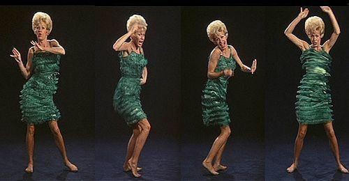 Candy Johnson 60s Shimmy Dancer Candy Johnsondance Dance Pinterest