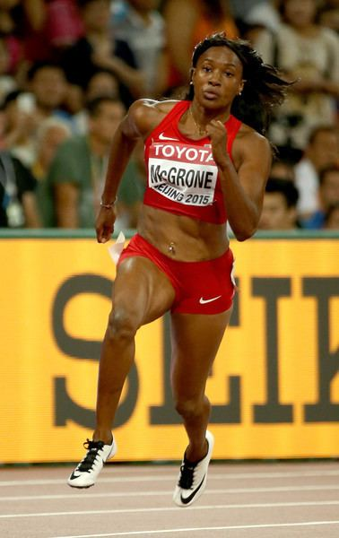 Candyce McGrone Candyce McGrone Photos 15th IAAF World Athletics