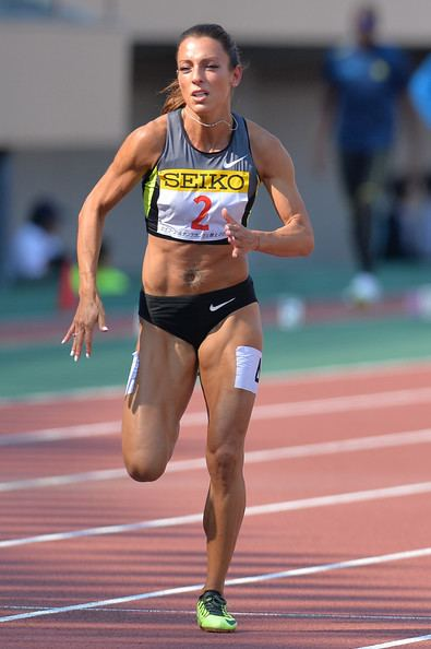 Candyce McGrone Candyce McGrone Photos Seiko Golden Grand Prix Track