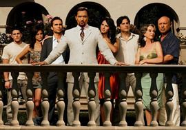 Cane (TV series) Cane canceled TV shows TV Series Finale