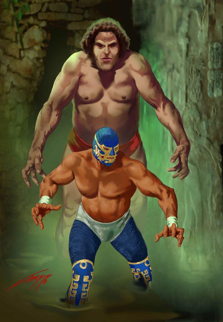 Canek (wrestler) DeviantArt More Like Pro Wrestler Matt Classic by