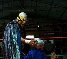 Canek (wrestler) Canek wrestler Wikipedia the free encyclopedia
