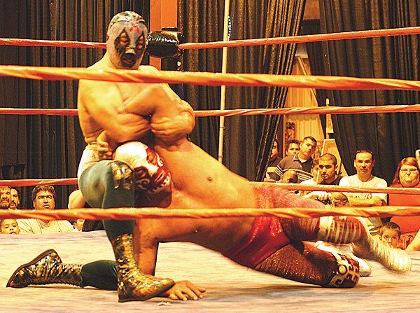Canek (wrestler) Mil Mascaras y El Canek FROM PARTS UNKNOWN