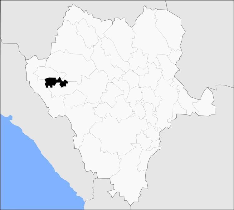 Canelas Municipality