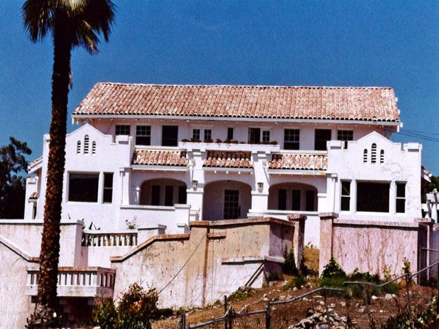 Canfield-Wright House Historic Properties Rescued in San Diego County Davidson